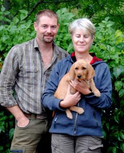 FREJIS, som har fått gammelmattes namn! och alltså kallas Barbro, har flyttat till Yvonne Grankvist och Pelle Pettersson i Eskilstuna.